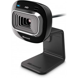 Camara web video conferencia Microsoft LifeCam HD-3000 T3H-00011 USB2.0