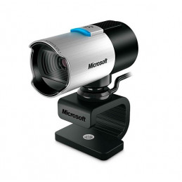 Camara web video conferencia Microsoft Lifecam studio Q2F-00013 1080p hd Autoenfoque