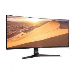 "Monitor LG 34GL750, 34"" Curved, IPS, 2560x1080, HDMI / DP / Audio"