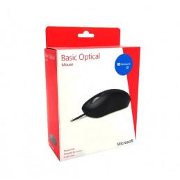 Mouse USB Microsoft Ready, 800 dpi, Negro con Scroll