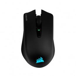 Mouse Inalambrico Corsair Harpoon RGB Gaming 10000dpi 6 botones Negro