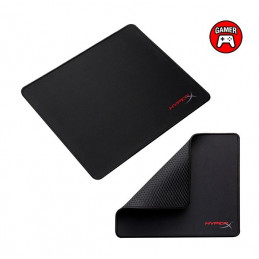 Mouse Pad Gaming Kingston HyperX Fury S, Negro, Tela/Caucho, 3mm, 36 x 30 cm