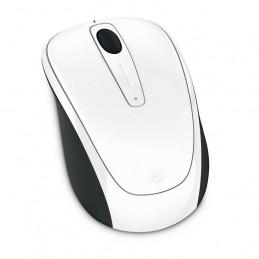 Mouse Inalambrico Microsoft Mobile 3500 1000dpi BlueTrack Receptor USB Blanco