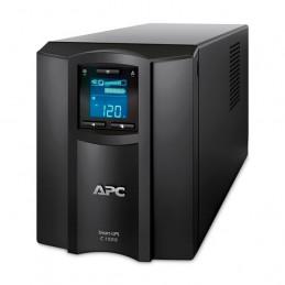 UPS Smart APC SMC1000IC, 1000VA - 600W, 8 Salidas, LCD, 240V