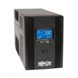 UPS Tripp-Lite SMX1500LCDT, Interactivo, 1500VA, 900W, 220V, 8 tomas C13