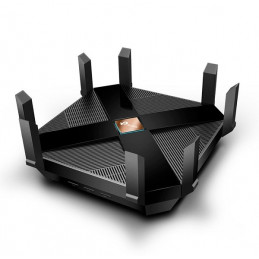 Router Ethernet Wireless TP-Link AX6000, Dual Band 2.4 GHz / 5 GHz, 802.11 a/b/g/n/ac/ax