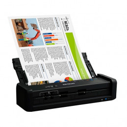Escaner de documento Epson WorkForce ES-300W, 600dpi 25ppm 50ipm ADF
