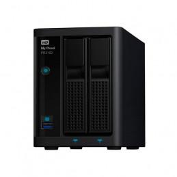 Unidad de almacenamiento en red Western Digital My Cloud Pro PR2100, 4TB, 2 bahias, GbE