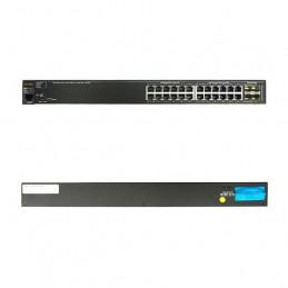 Switch HPE Aruba 2530-24G, 24 puertos 10/100/100
