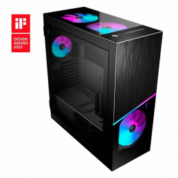 Case MSI MPG SEKIRA 500X, Mid Tower, ATX, Negro, USB 3.2, Audio