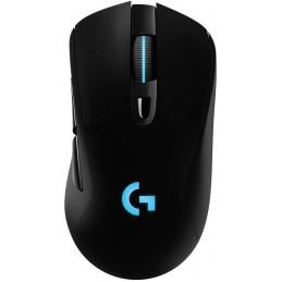 Mouse USB Logitech Gaming G703 Lighspeed Hero 25K Sensor, 910-005638