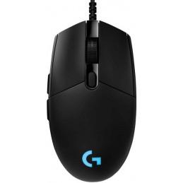 Mouse USB Logitech Gaming Mouse G Pro Hero 6Botones, 910-005439