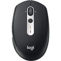 Mouse Inalambrico Logitech M585 Multi-Device Wireless Graphite, 910-005012