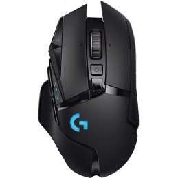 Mouse Inalambrico Logitech Gaming Mouse G502 Lightspeed, 910-005565