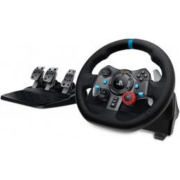 Juego de volante y pedales Logitech G29 Driving Force PC PS3 PS4, 941-000111
