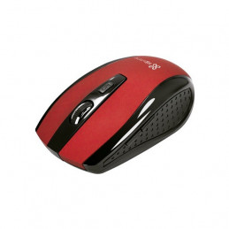 Mouse Inalambrico Klip Xtreme KMW-340RD Klever 1600dpi 6Botones 2.4GHz