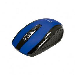 Mouse Inalambrico Klip Xtreme KMW-340BL Klever 1600dpi 6Botones 2.4GHz