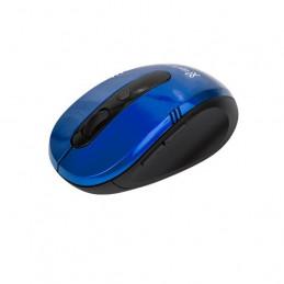 Mouse Inalambrico Klip Xtreme KMW-330BL Vector 1600dpi 6Botones 2.4GHz
