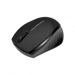 Mouse Inalambrico Klip Xtreme KMO-310BK Beetle 1600dpi 6Botones 2.4GHz