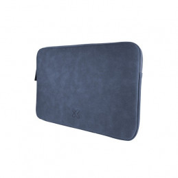 "Fundas para Laptop Klip Xtreme KNS-220BL Poliuretano Poliester Hasta 15.6"" Azul"