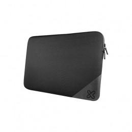 "Fundas para Laptop Klip Xtreme KNS-120BK Neopreno Poliester Hasta 15.6"" Negro"