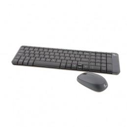 Combo Teclado mouse Inalambrico Xtech XTK-310S multimedia Español