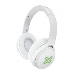 Auricular On-ear Klip Xtreme KWH-251WH Imperious 3.5mm con mic Blanco