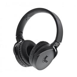 Auricular On-ear Inalambrico Xtech XTH-620 Sphere 40mW con mic Negro