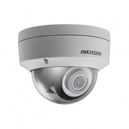Camara Domo IP Hikvision DS-2CD2143G0-I 4MP 2.8mm IR30m H265+ 3D DNR WDR IP67 IK10 12VDC PoE