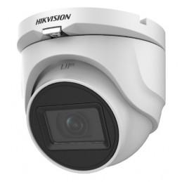 Camara Domo Hikvision DS-2CE76H0T-ITMF 5MP Pan tilt zoom 2.8mm IP67