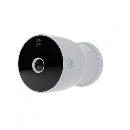 Camara Wifi Nexxt NHC-O630 a Bateria Motorizada 1080p microSD App