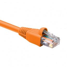 Patch Cord Nexxt PCGPCC5ECM07OR Cat5e 24AWG CM 2.1m Naranja