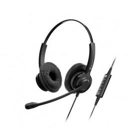 Auricular On-Ear Klip Xtreme KCH-911 Voxpro-s para empresas USB