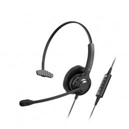 Auricular On-Ear Klip Xtreme KCH-901 Mono para empresas USB