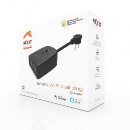 Enchufe Inteligente Nexxt NHP-O610 Smart Wifi App Apagado y Encendido