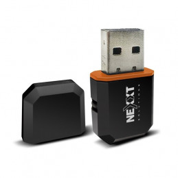 Adaptador Inalambrico Nexxt AULUB605U1 Lynx600 Red Wifi 802.11n USB2.0