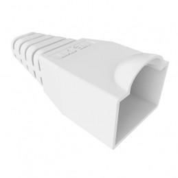 Tapones protectores Nexxt AW103NXT07 para cables de red blanco