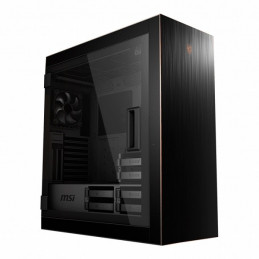 Case MSI MPG SEKIRA 500G, Mid Tower, ATX, Negro, USB 3.2, Audio