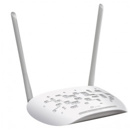 Access Point Tp-Link TL-WA801N Mimo N a 300 Mbps P.acceso Cliente Repetidor WDS