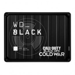 Disco duro externo Western Digital Black Call of Duty Black Ops Cold War Special Edition P10 Game Drive
