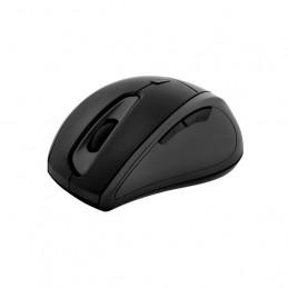 Mouse Inalambrico Klip Xtreme KMW-356BK Anchor 1600dpi 2.4GHz