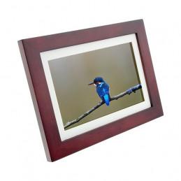 Porta Retrato Nexxt NHA-P600 tactil LCD de 8 pulgadas con IPS MicroSD App