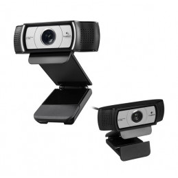 Camara web Logitech C930e, HD 1080p, zoom digital 4X, USB 2.0