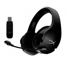 Auriculares Inalambrico On-Ear HyperX Cloud Stinger Core Wireless Gaming, Virtual 7.1 surround sound