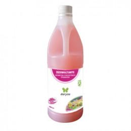 Desinfectante Biodegradable 1L Frasco Aroma Primavera, 29980 Daryza