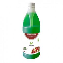 Desinfectante Biodegradable 1L Frasco Aroma Manzana, 29979 Daryza