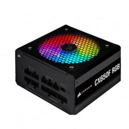Fuente de Alimentacion Corsair CX650F RGB 80 PLUS Bronze
