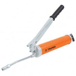 Engrasadora Reforzada 14oz 6000 lb/pulg2 y Refacciones, Extension Flexible y Rigida, GRAS-14 14860 Truper