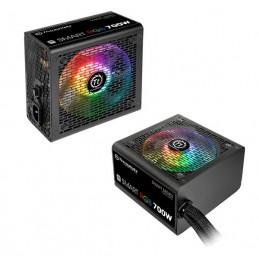 Fuente de alimentación Thermaltake Smart RGB, 700W, ATX