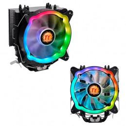 Enfriador de CPU Thermaltake UX200 ARGB Lighting, Compatible con AMD/Intel